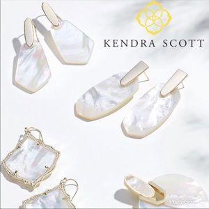 Kendra Scott Argon Drop Earrings